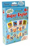 """Алиса. Настольная игра """"Super English"""""""