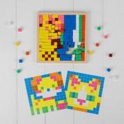 """Мозаика. Цветные кубики """"Животные фермы""""   4475174"""