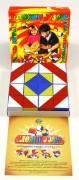 """Кубики """"Сложи узор"""" пластмассовые"""