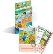 """Дидактические карточки """"Безопасное поведение на природе"""""""