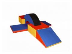 Мягкие спортивные модули - комплекс «Формула С»
