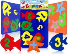 Аква Рыбки-Цифры