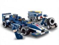 """""""Авто Формула 2: Гоночный автомобиль F1 (масштаб 1:32, 196 детал"""