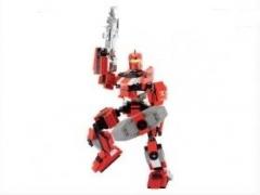 """""""Супер Робот: Арес"""" (264 детали)"""