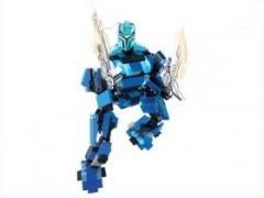 """""""Супер Робот: Посейдон"""" (274 детали)"""