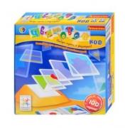 Игра логическая 'Цветовой код', Bondibon, Smart Games