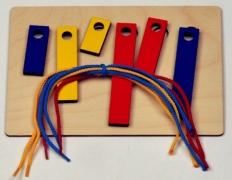 Цветные палочки (Тепляковой О.Н.)