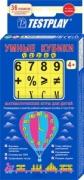 TESTPLAY. Умные кубики 1,2,3,4,5