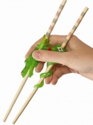 Тренажёр для обучения пользованию китайскими палочками ГУРМАН (У