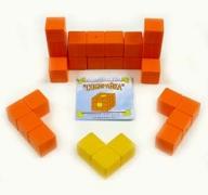 """Кубики для всех №2 """"Собирайка"""" в сумочке"""