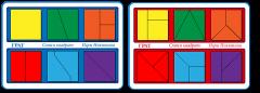 Сложи квадрат 1 уровень сложности