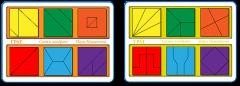 Сложи квадрат 2 уровень сложности