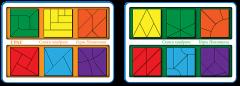 Сложи квадрат 3 уровень сложности