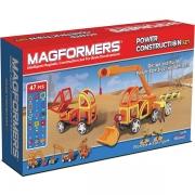 Магнитный конструктор MAGFORMERS 707002 Power Construction Set