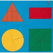 Весёлая геометрия №1