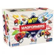 Магнитный конструктор MAGFORMERS 707004 Wow set