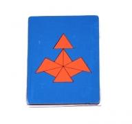 Головоломка Треугольники  (Оксва)