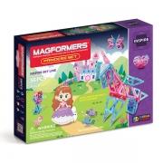 Магнитный конструктор MAGFORMERS 63134 Princess Set