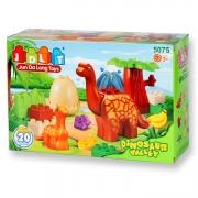 """Динозавры: Мама и малыш"""" (20 деталей)"""