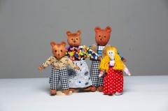 Шагающий театр. Три медведя