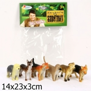 Играем вместе. Набор собак 6 шт. арт.HB306-6
