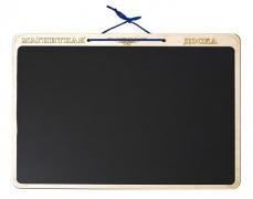 Магнитная доска большая 40см*29,5 см арт. К-0544/0541