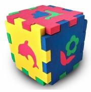 Кубик Мозаика Силуэты (Бомик)