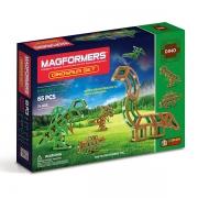 Магнитный конструктор MAGFORMERS 63117 Dinosaur set