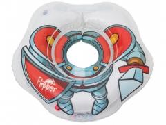 Плавательный круг Flipper Рыцарь для купания младенцев
