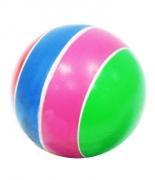 Мяч резиновый 75 мм 19 ЛП