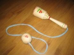 Поймай мяч 4 (расписной) (RNT) Д-139