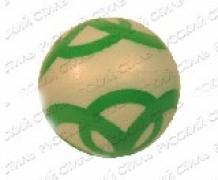 Мяч резиновый 100 мм 30 ЛП