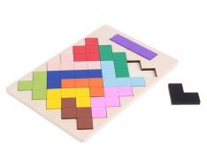 """Головоломка """"Цветные квадраты"""""""