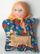 "Кукла-перчатка ""Бабка"" арт.11010 (Стиль)"