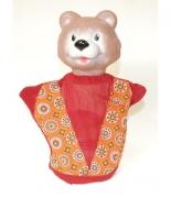 """Кукла-перчатка """"Медведь"""" арт.11019"""