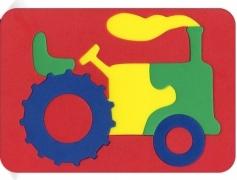 "Мозаика ""Трактор"""