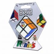 Головоломка РУБИКС КР1222 Кубик Рубика 2х2 46мм