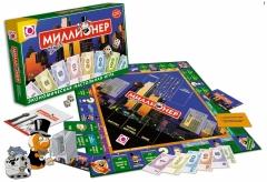 Настольная игра ORIGAMI 00111 Миллионер-элит