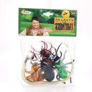 Играем вместе. Набор из 6-и насекомых в асс-те. арт.HB9862