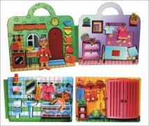 Сумка-игралка Кукольный домик