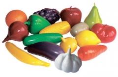 """Совтехстром.Набор """"Фрукты и овощи"""" в сетке арт.У748"""