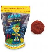Песок Лепа Красный 0,5кг