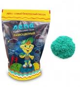 Песок Лепа Зеленый 0,5кг