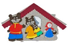 Три медведя без игрового поля
