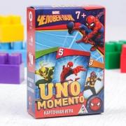 "Игра карточная ""UNO Человек-паук"""