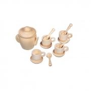 Чайный сервиз. набор (4 персоны) ДИ1145