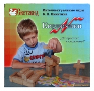 "Световид ""Кирпичики"" (фанерн. коробка)"