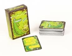 """Игра карточная """"Крокодил"""" 100 карт, для взрослых арт.7801"""