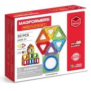 Магнитный конструктор MAGFORMERS 715015 Basic Plus 30 set