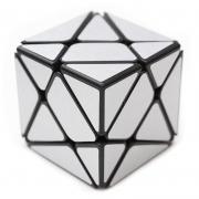 Головоломка FANXIN 581-5.7R Кубик Трансформер Серебро/Золото